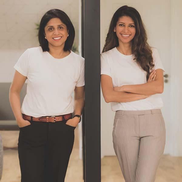 Dr Shabnam Zai and Dr Nikita Mehta