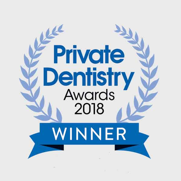 Best Dentist Award 2018