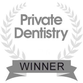Private Dentistry Awards 2018 Winner