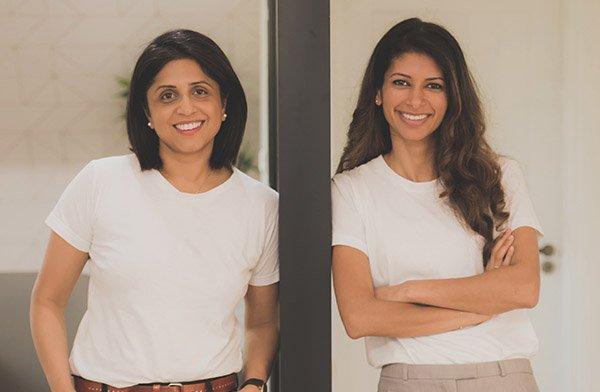 Dr Nikita Mehta and Dr Shabnam Zai